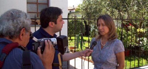 Visita ispettiva dei radicali alle carceri di Udine e Tolmezzo con Elisabetta Zamparutti, Ivano Strizzolo (PD) e Sergio D'Elia (14/08/2009) - Foto di Stefano Barazzutti
