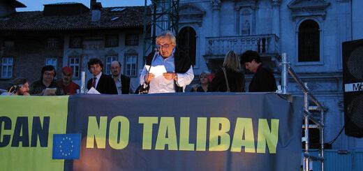 No Vatican, No Taleban