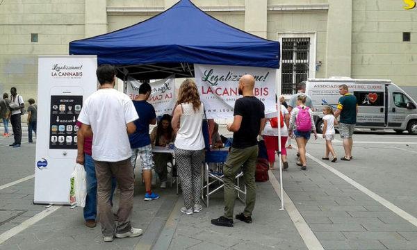 Trieste – Cannabis legale – Superate le 2300 firme