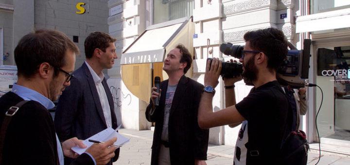 Intervista a Riccardo Magi